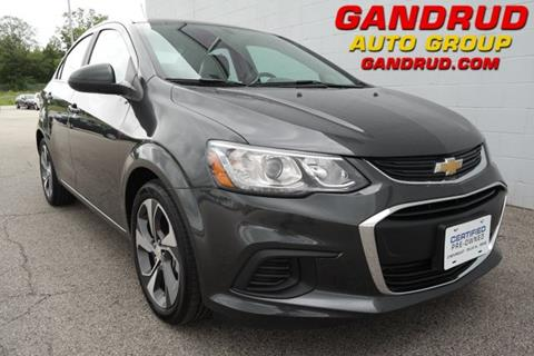 2017 Chevrolet Sonic for sale in Green Bay, WI