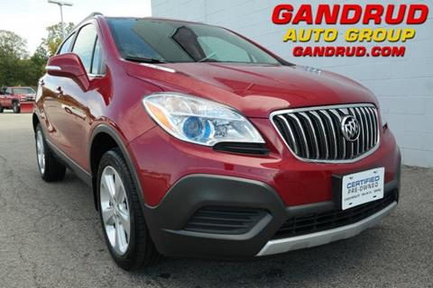 2016 Buick Encore for sale in Green Bay, WI