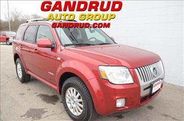 2008 Mercury Mariner for sale in Green Bay, WI