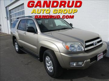 2005 Toyota 4Runner for sale in Green Bay, WI
