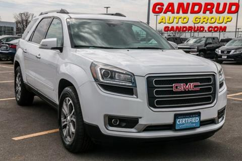 2016 GMC Acadia for sale in Green Bay, WI