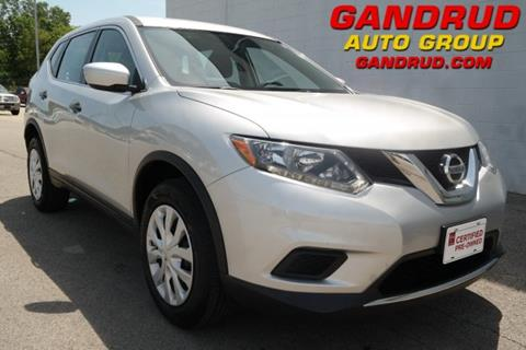 2016 Nissan Rogue for sale in Green Bay, WI