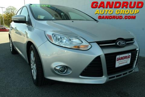 2012 Ford Focus for sale in Green Bay, WI