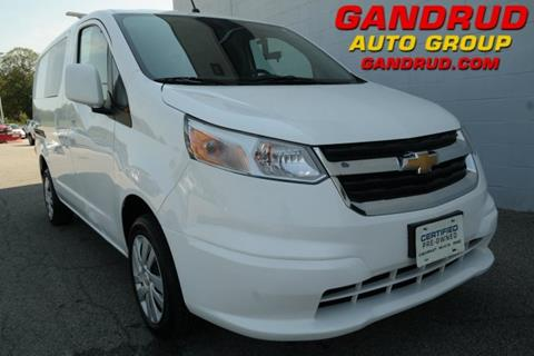 2015 Chevrolet City Express Cargo for sale in Green Bay, WI