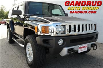 2008 HUMMER H3 for sale in Green Bay, WI