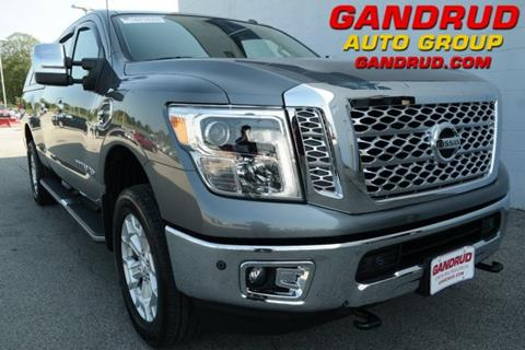 2016 Nissan Titan XD for sale in Green Bay, WI