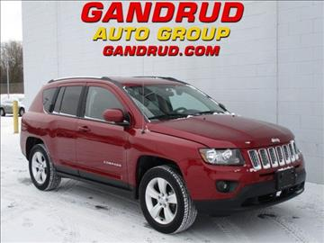 2014 Jeep Compass for sale in Green Bay, WI