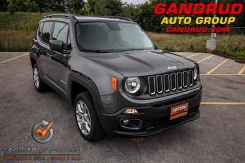 2017 Jeep Renegade for sale in Green Bay, WI