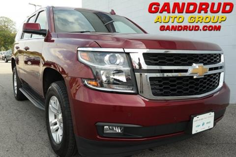 2017 Chevrolet Tahoe for sale in Green Bay, WI
