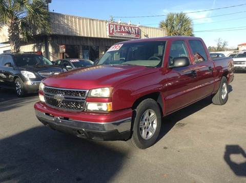 2006 Chevrolet Silverado 1500 for sale in Wilmington, NC