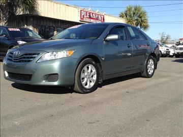2011 Toyota Camry for sale in Wilmington, NC