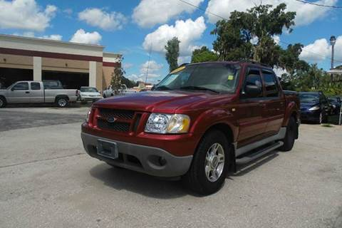 2003 Ford Explorer Sport Trac for sale in Lake City, FL