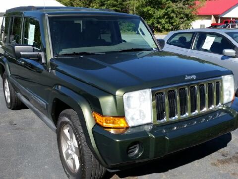 2007 Jeep Commander for sale in Denver, NC