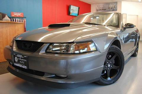 2004 Ford Mustang for sale in Modesto, CA