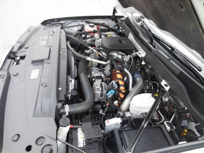 2016 Chevrolet Silverado 2500HD 4x4 LT 4dr Crew Cab LB - New Holland PA