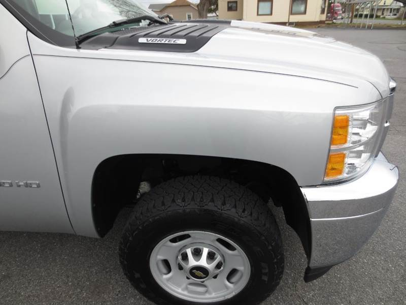 2013 Chevrolet Silverado 2500HD 4x4 Work Truck 4dr Extended Cab LB - New Holland PA