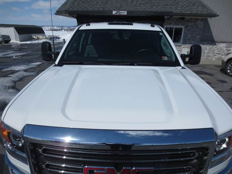 2015 GMC Sierra 3500HD CC 4x4 4dr Crew Cab Chassis - New Holland PA