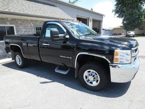 2008 Chevrolet Silverado 2500HD for sale in New Holland, PA