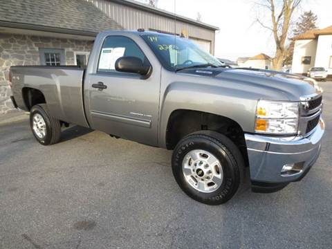 2014 Chevrolet Silverado 2500HD for sale in New Holland, PA