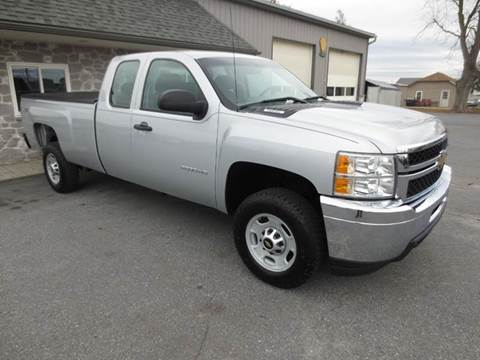 2013 Chevrolet Silverado 2500HD for sale in New Holland, PA