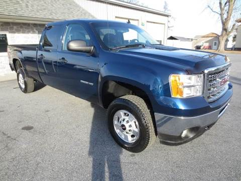 2013 GMC Sierra 2500HD for sale in New Holland, PA
