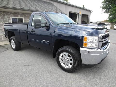 2011 Chevrolet Silverado 2500HD for sale in New Holland, PA
