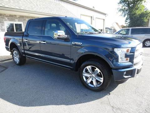 2015 Ford F-150 for sale in New Holland, PA
