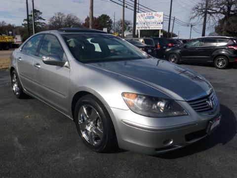 2007 Acura RL for sale in Denton, TX