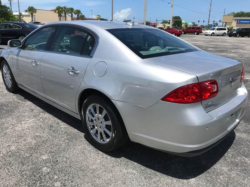 2011 Buick Lucerne CXL Premium 4dr Sedan - Palm Bay FL