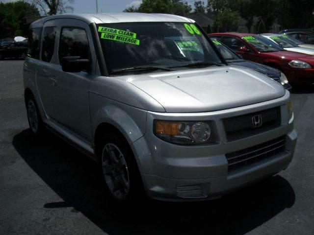 2008 Honda Element