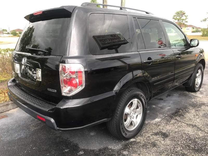 2007 Honda Pilot EX-L 4dr SUV 4WD w/Navi - Palm Bay FL
