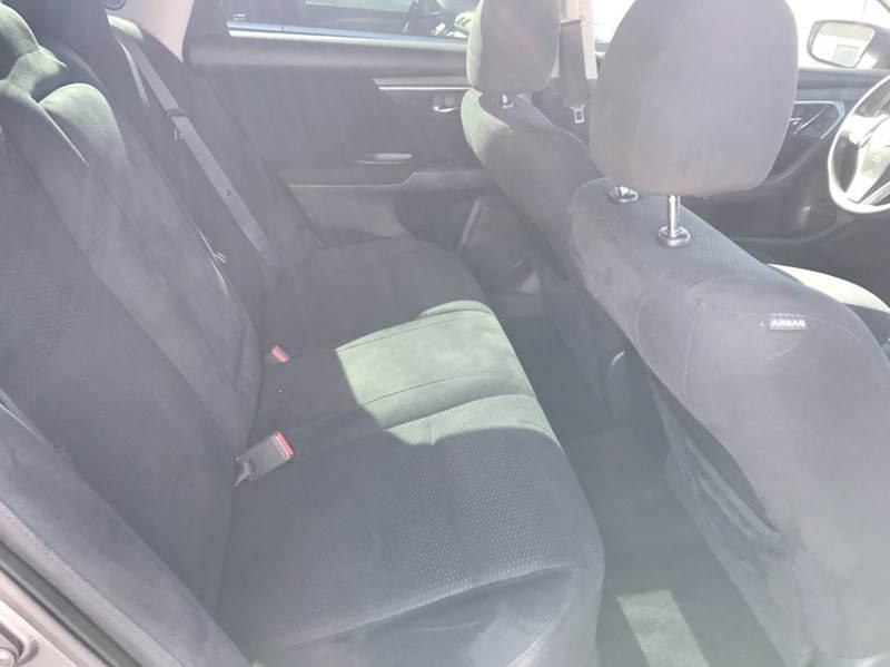 2014 Nissan Altima 2.5 S 4dr Sedan - Palm Bay FL