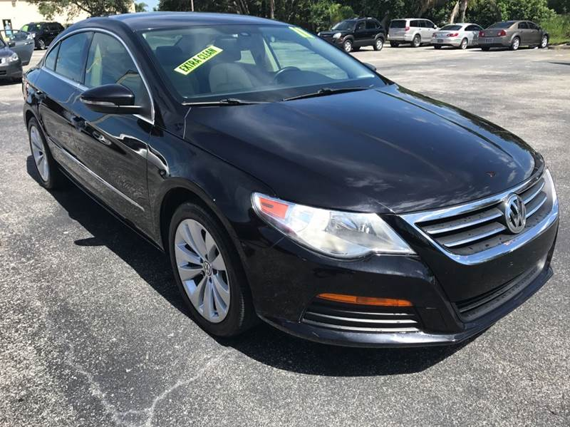 2011 Volkswagen CC Sport 4dr Sedan 6A - Palm Bay FL