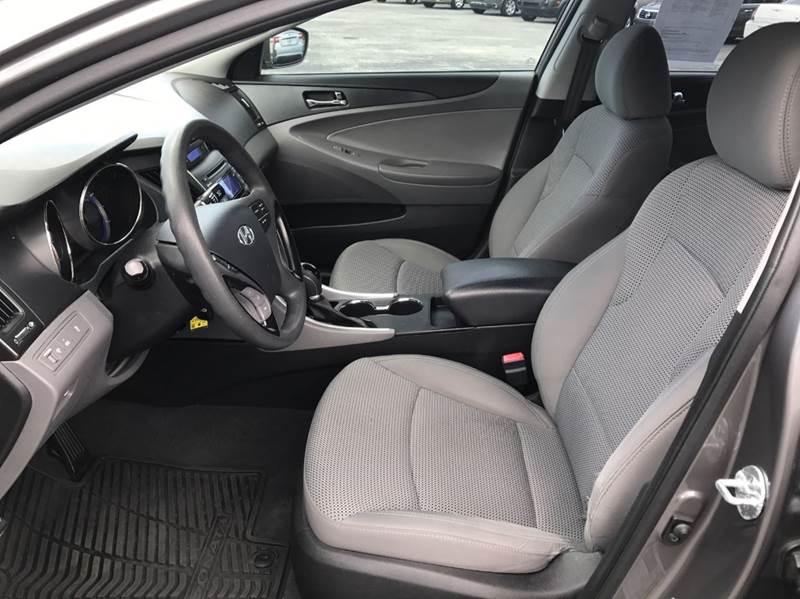 2012 Hyundai Sonata GLS 4dr Sedan - Palm Bay FL