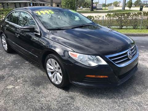 2011 Volkswagen CC for sale in Palm Bay, FL
