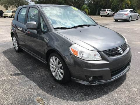2010 Suzuki SX4 for sale in Palm Bay, FL