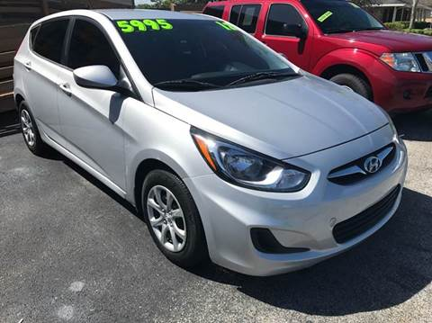2012 Hyundai Accent for sale in Palm Bay, FL