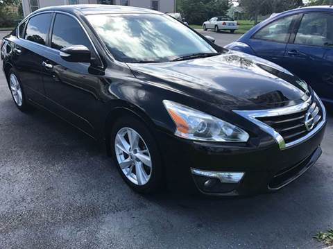 2015 Nissan Altima for sale in Palm Bay, FL