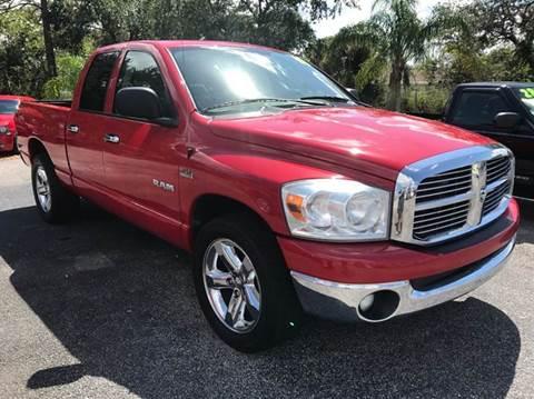 2008 Dodge Ram Pickup 1500 for sale in Palm Bay, FL