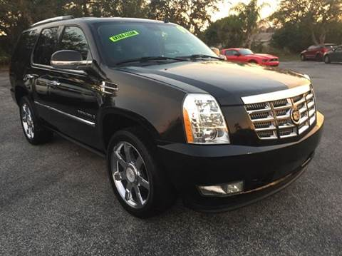 2007 cadillac escalade for sale florida. Black Bedroom Furniture Sets. Home Design Ideas