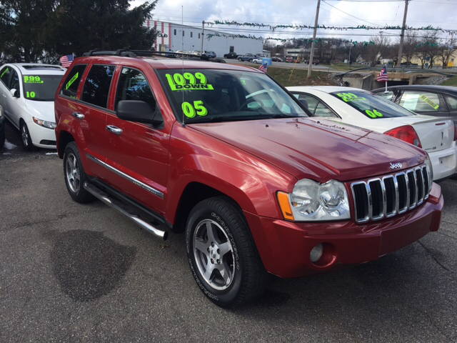 2005 jeep grand cherokee laredo 4dr 4wd suv in york pa mcnamara auto sales. Black Bedroom Furniture Sets. Home Design Ideas