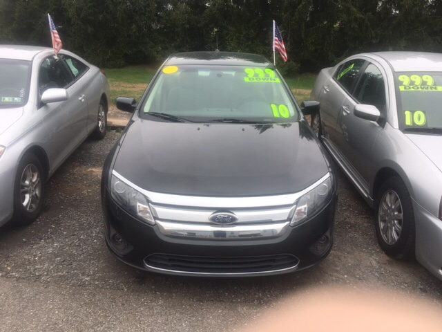 2010 Ford Fusion SE 4dr Sedan - St York PA