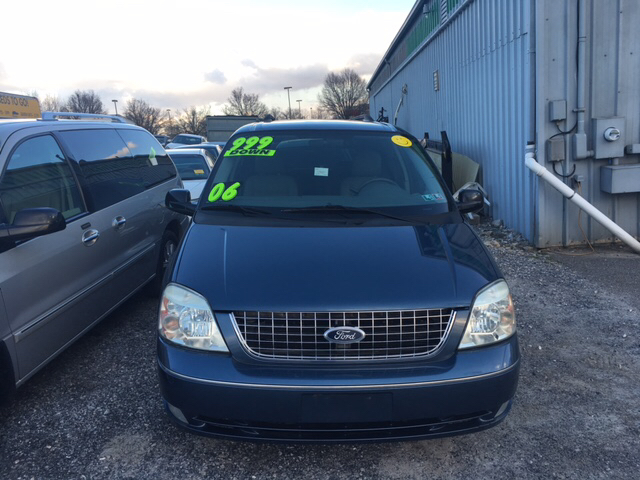 2006 Ford Freestar SEL 4dr Mini-Van - St York PA
