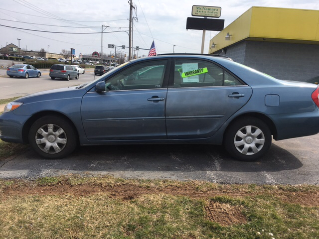 2004 Toyota Camry LE 4dr Sedan - Dover PA
