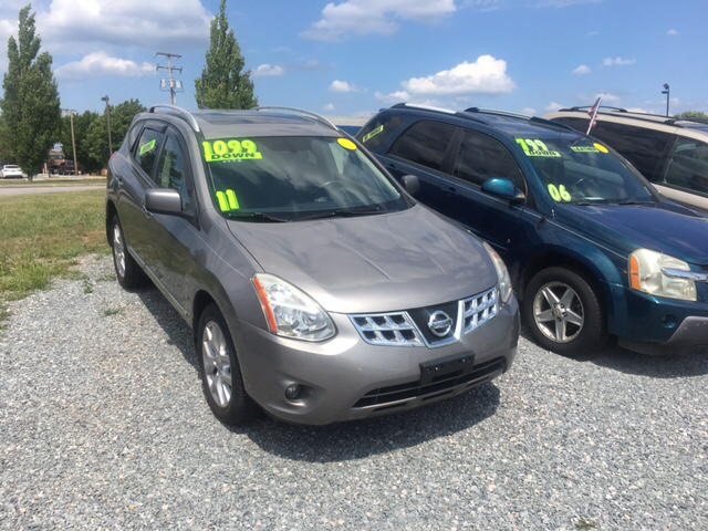 2011 Nissan Rogue S AWD 4dr Crossover In York PA  McNamara Auto Sales