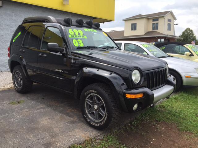 2003 Jeep Liberty