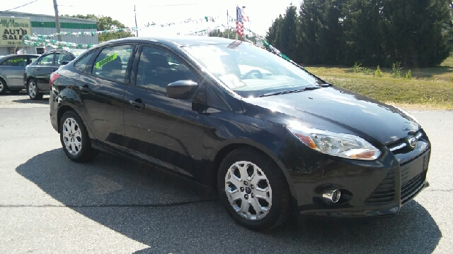 2012 Ford Focus SE 4dr Sedan - York PA