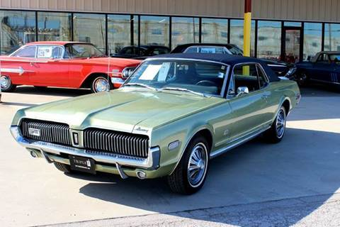 1968 Mercury Cougar for sale in Fort Worth, TX