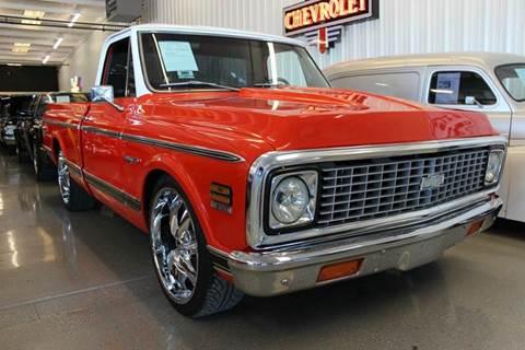 1972 Chevrolet C K 10 Series For Sale