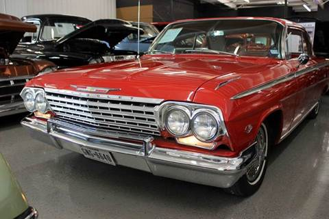 1962 Chevrolet Impala for sale in Fort Worth, TX